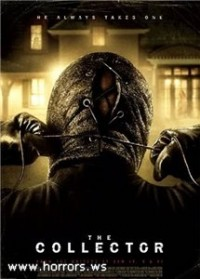 Коллекционер / The Collector (2009) [DVDRip]
