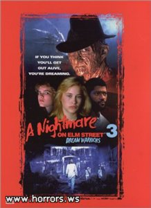 Кошмар на улице вязов 3: Воины сна / A Nightmare On Elm Street 3: Dream Warriors (1987)