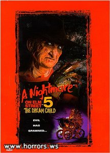 Кошмар на улице Вязов 5. Дитя сна / A Nightmare on elm street 5 (1989)