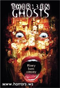 13 Привидений / Thir13en Ghosts (2001)