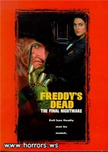 Кошмар на улице вязов 6 / Nightmare on Elm Street 6: Freddy's Dead (1991)