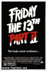 Пятница 13-е / Friday the 13th - Часть 2 (1981)
