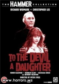 Дочь Дьявола / To the Devil a Daughter (1976)