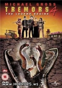 Дрожь земли 4 / Tremors 4: The legend begins (2004)