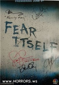Страх, как он есть / Fear Itself [Сезон 1, серии 01-13] (2008)