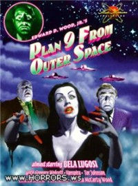 План 9 из открытого космоса / Plan 9 from Outer Space (1959)
