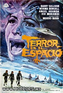 Планета вампиров / Terrore nello spazio / Planet of the Vampires (1965)