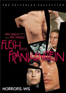 Плоть для Франкенштейна / Flesh for Frankenstein (1973)