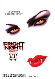 Ночь Страха 2 / Fright Night Part 2 (1988)