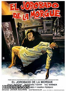 Горбун из морга / El jorobado de la Morgue / Hunchback of the Morgue (1973)