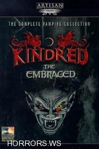 Клан / Kindred: the embraced [серии 1-8] (1996)