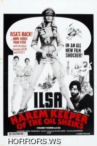Ильза - хранительница гарема нефтяного шейха / Ilsa, Harem Keeper of the Oil Sheiks (1976)