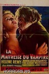 Возлюбленная вампира / L'amante del vampiro / The Vampire and the Ballerina (1960)