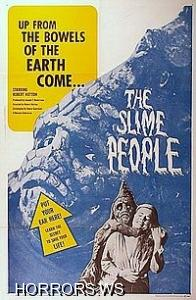 Люди слизни / The Slime People (1963)
