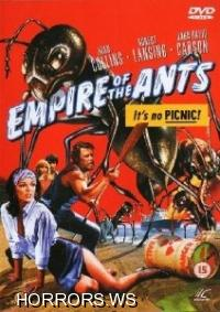 Империя муравьёв / Empire Of The Ants (1977)